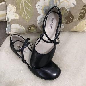 Josef Seibel black comfort shoe